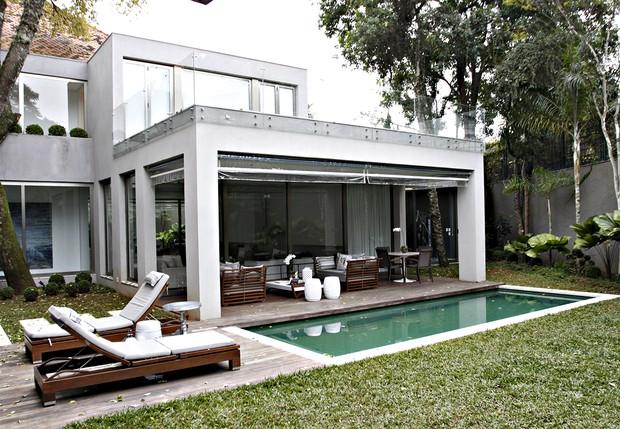 Casa de Hugo Pena e Manoella Diniz (Foto: Celso Tavares / EGO)