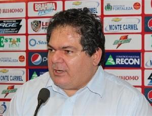 Osmar Baquit (Foto: Divulgação/Fortaleza)