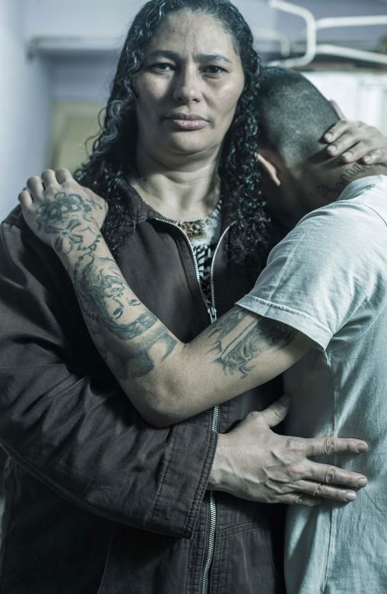 Clarice Lopes mãe de H menor infrator (Foto:  Rogério Cassimiro/ÉPOCA)