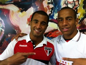 Lucas Ademilson São Paulo (Foto: Marcelo Prado / Globoesporte.com)