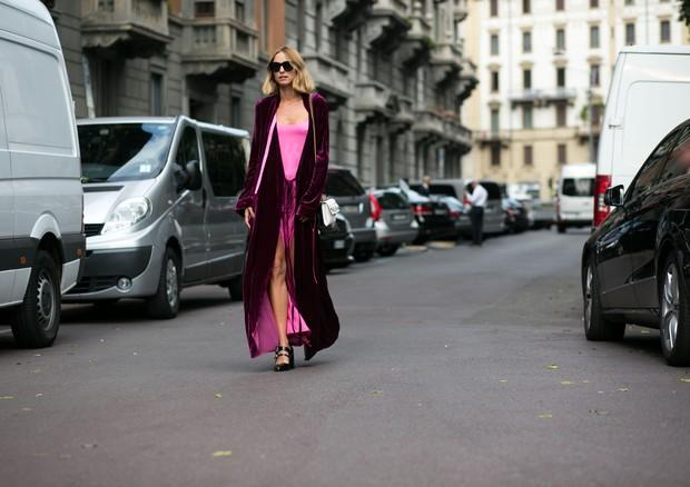 Street style, MFW (Foto: Adriano Cisani / What A Street)