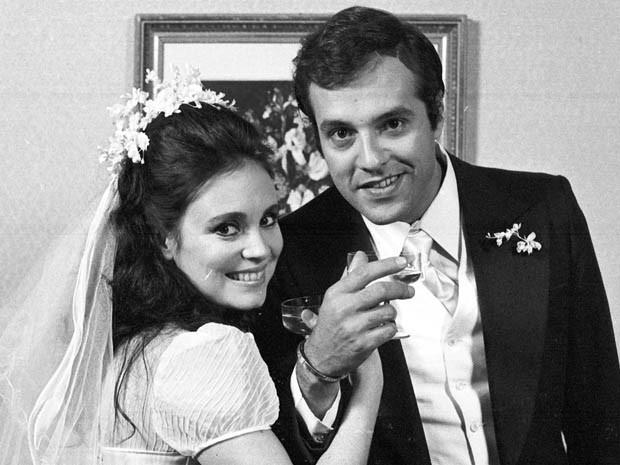 Malu (Regina Duarte) e (Dennis Carvalho)