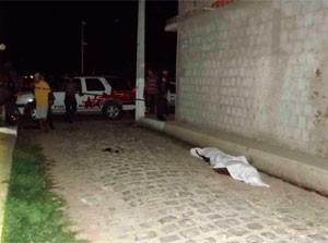 Em Mossoró, a PM também registrou assassinatos (Foto: Marcelino Neto)