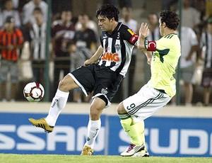 Caceres Atlético-MG Kleber Palmeiras  (Foto: EFE)