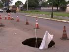 Prefeitura de Tatuí inicia serviços de tapa-buracos em ruas e avenidas