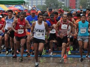 Arena Run largada Amazonas (Foto: Jimmy Christian)
