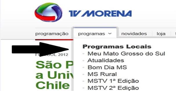 TVMORENA (Foto: TV Morena)