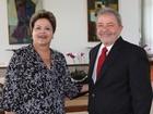 Após dois anos sem barba, Lula volta a exibir antigo visual