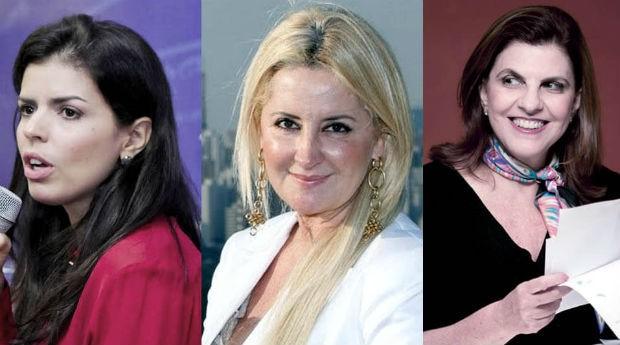 Aline, Cristina e Lisa: exemplos de empreendedorismo (Foto: endeavor)