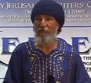 Ben Ammi Ben-Israel morreu aos 75 anos (Foto: Reprodução/YouTube/YAHLIVES)