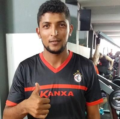 Paulo Paraíba, Campinense (Foto: Divulgação / Campinense)