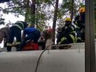 Duas pessoas desmaiam ao tentar limpar tanque de combustível, em GO