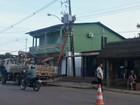 Em 22 dias,105 transformadores foram trocados no Acre, diz Eletrobras