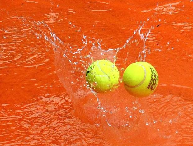 tênis bolas FED CUP suiça (Foto: Agência EFE)