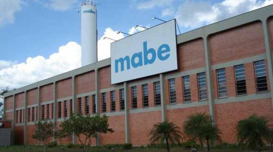 Fábrica da Mabe. Empresa faliu no ano passado (Foto: Divulgação)