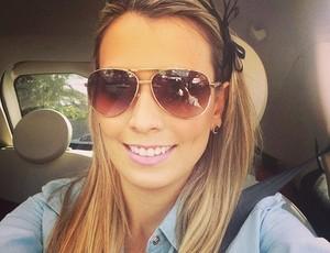 Vanessa, a gremista da relação (Foto: Reprodução/Instagram)