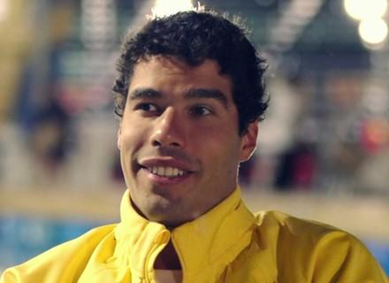 Daniel Dias, atleta paralímpico, emociona plateia com sua história de superação