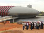 Judicialização deixa obra do Aquário do Pantanal parada até janeiro de 2016