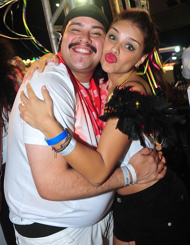 Paloma Bernardi e Thiago Abravanel (Foto: Deco Rodrigues)
