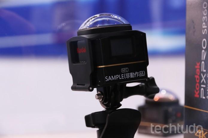 PixPro SP360 4K (Foto: Marlon Câmara/TechTudo)