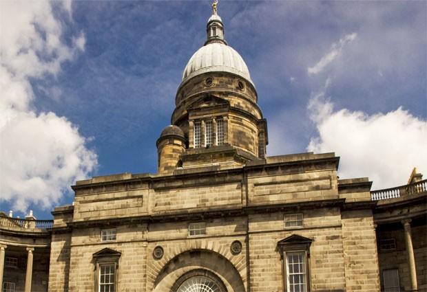 Universidade de Edimburgo (Foto: Divulgação)