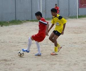 Copa Bom de Bola, Manaus (Foto: Emanuel Mendes Siqueira/Sejel)