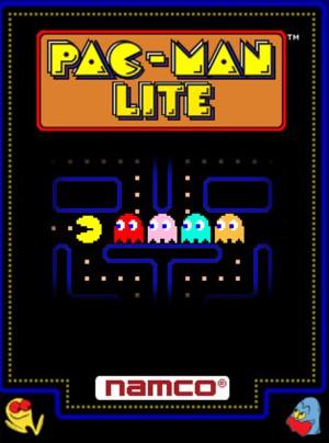 Aplicativo que reproduz o jogo 'Pac Man' (Foto: Reprodução)