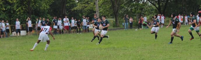 Piauí Rugby vence Amaru (Foto: Wenner Tito)