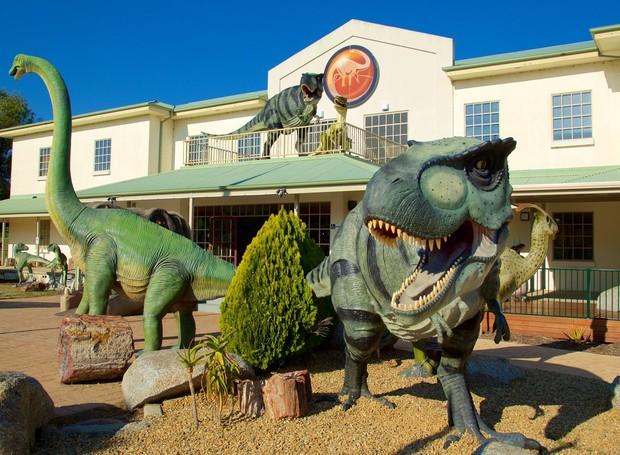 National Dinosaur Museum (Foto: Reprodução/Expedia)