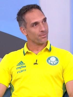 Fernando Prass (Foto: Reprodução / SporTV)