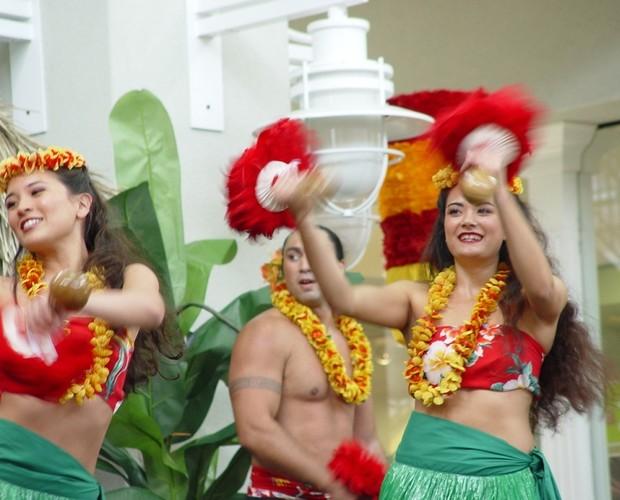 Promoção Gillette_Festival de Hula (Foto:  Stock.XCHNG)