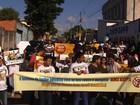 Candidatos a Jornalista Mirim vão às ruas e promovem combate ao Aedes