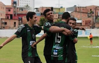 Manaus FC bate Nacional por 3 a 1 e fatura segundo turno do Juvenil