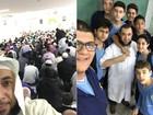 Sheik atrai brasileiros para islamismo com 'zoeira', redes sociais e discurso de tolerância