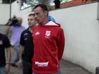 Ex-goleiro é preso por fraudes em resultados de jogos de futebol