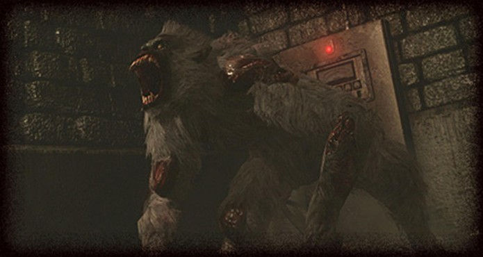 Resident Evil Zero HD Remaster: cuidado com a velocidade e os saltos dos Eliminators (Foto: Divulgação/Capcom)