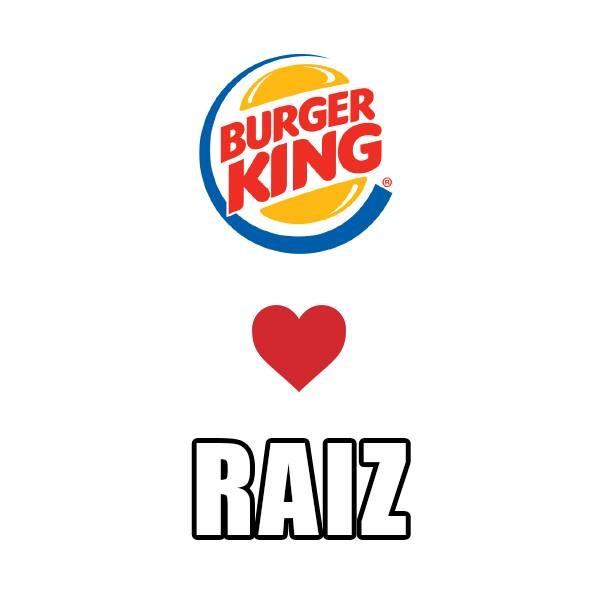 Piada de Burger King com parceria entre McDonald's e Nutella (Foto: Reprodução internet)