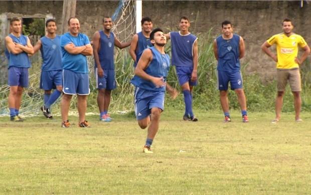 São Raimundo, de Roraima, segue no Campeonato Brasileiro Série D (Foto: Bom Dia Amazônia)
