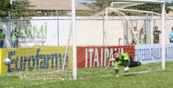 Bruno Rios Duran Ciani goleiro Lemense (Foto: João Valdevite/Agência Botafogo)