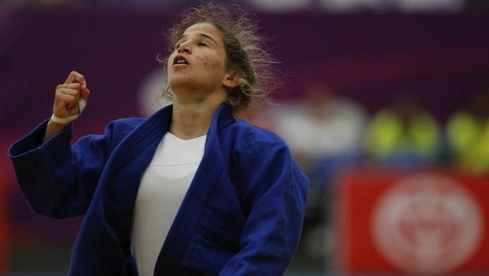 Paula Pareto judô Argentina Tô Chegando (Foto: Guido Manuilo/LatinContent/Getty Images))