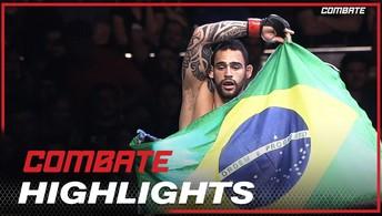 Veja os melhores momentos de Santiago Ponzinibbio, o argentino mais brasileiro do UFC