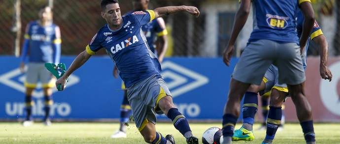 Thiago Neves; Cruzeiro (Foto: Washington Alves/Light Press)