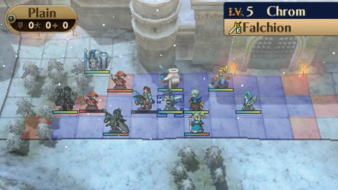 Fire Emblem: Awakening (Foto: Edge Online)