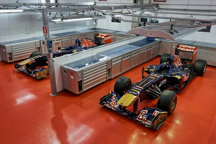 Fábrica da STR, em Fazenza, na Itália (Foto: Divulgação)