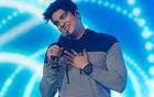 Luan Santana anima fãs, mas não conquista arena (Flávio Moraes/G1)