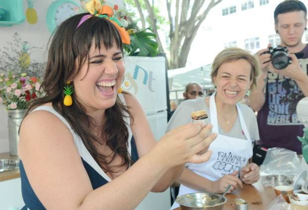 Rainha da Cocada ao SP (Foto: Foto: Eliana Rodrigues)