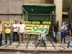 Servidores estatuários de Santos iniciam 'greve pipoca' nesta segunda