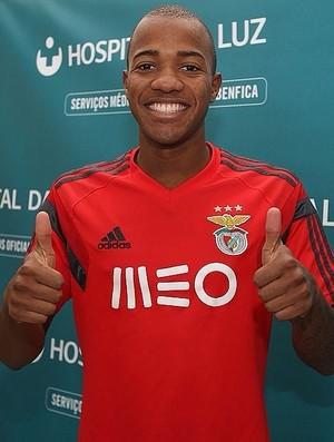 Victor Andrade atacante Benfica (Foto: Reprodução / Instagram)