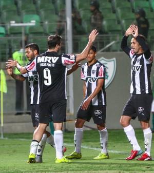 Thiago Ribeiro comemora gol do Atlético-MG (Foto: Bruno Cantini /Flickr Atlético-MG)