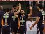 Com tranquilidade, Cruzeiro vence o Canoas no 1º jogo das quartas de final